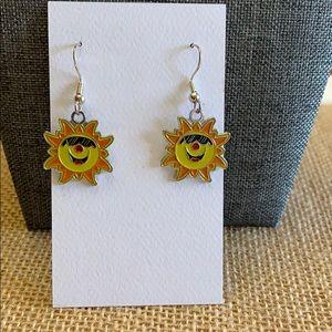 Sunshine Earrings!!